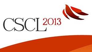 CSCL 2013 logo